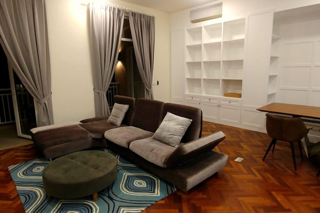 Quayside Wohnzimmer