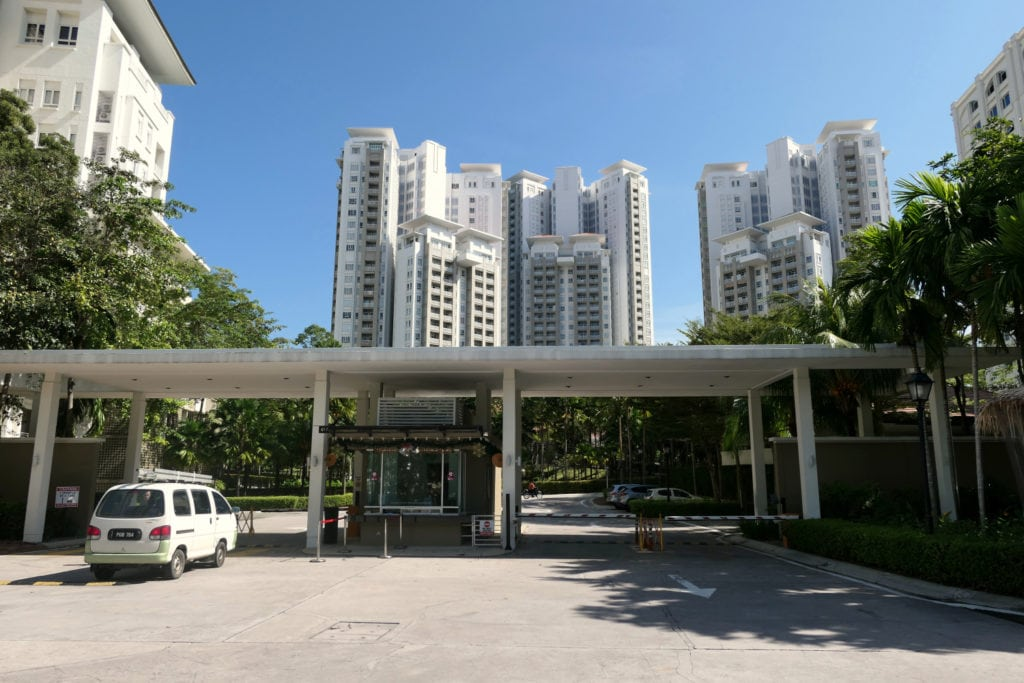 Quayside Seafront Condominium Guardhouse