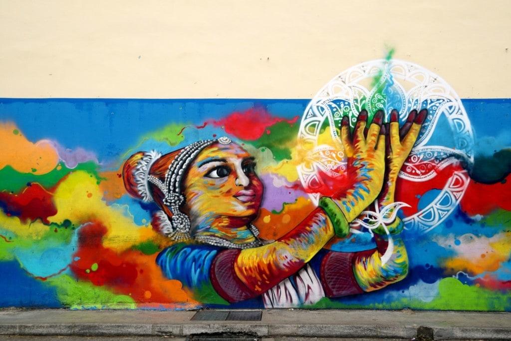 Streetart alive @ clive by traseone aka ts1
