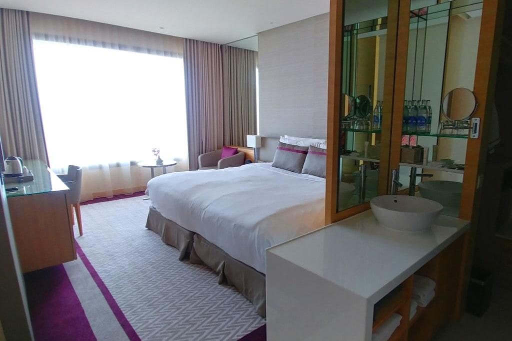 Avani Riverside Hotel Zimmer