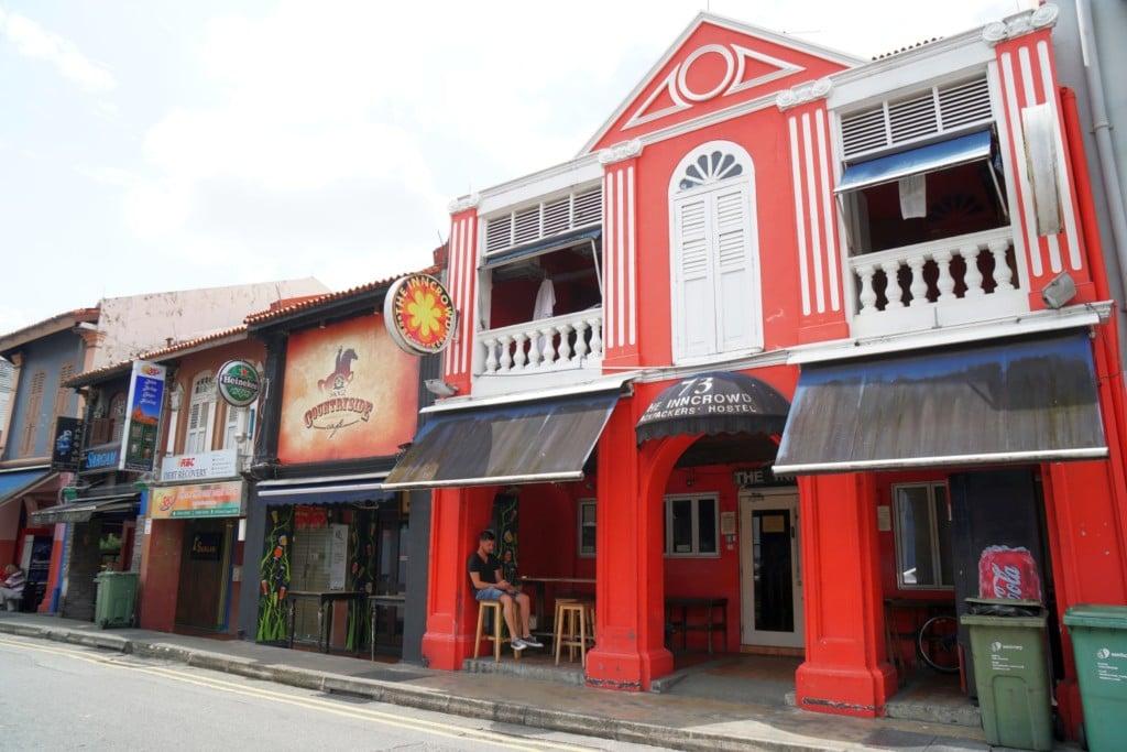 Bar Dunlop Street Singapur