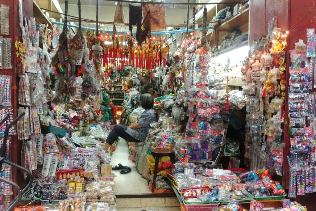 Chinatown Market Bangkok