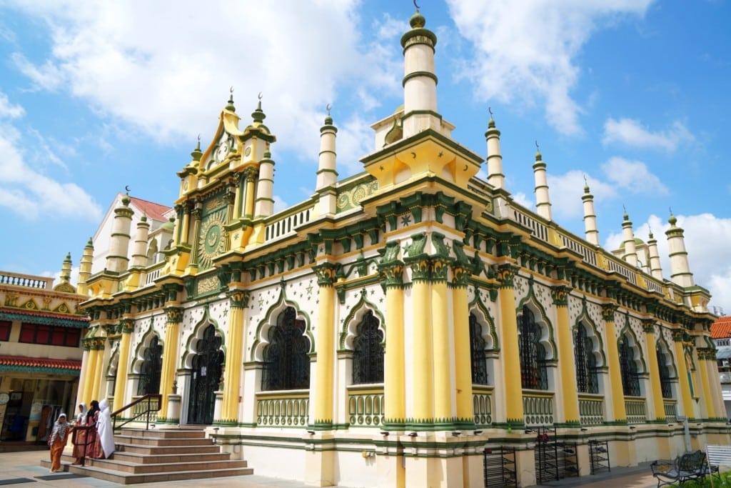 Masjid Abdul Gafoor Moschee