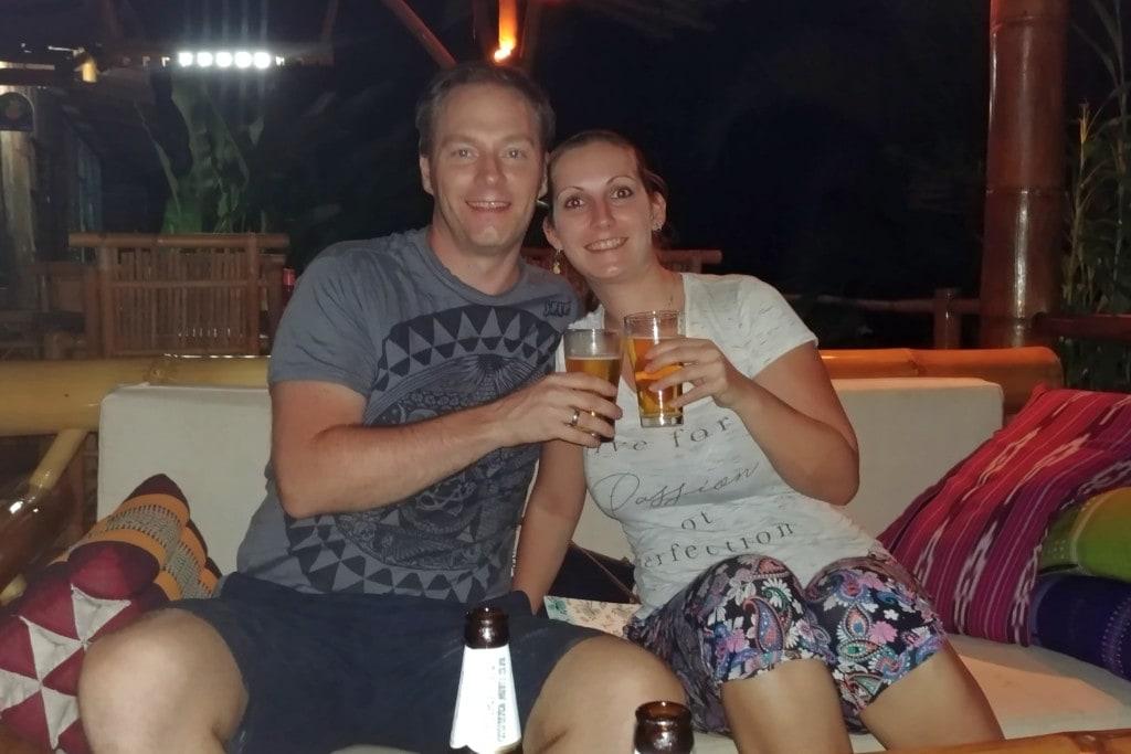 Thailand Singha Bier