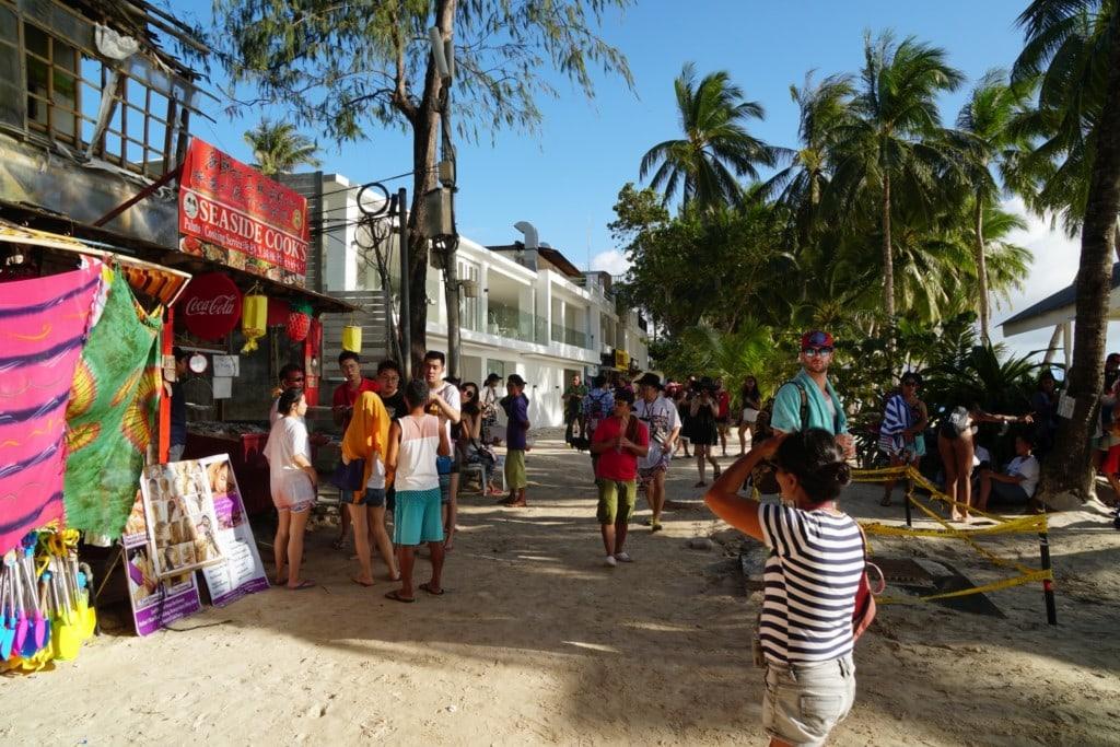 Boracay Station 2 Shopping