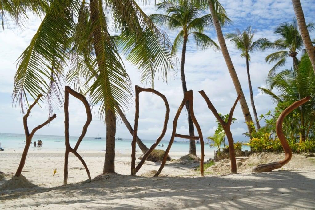 Boracay White Beach Fridays