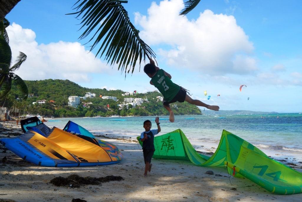 Bulabog Beach Kinder