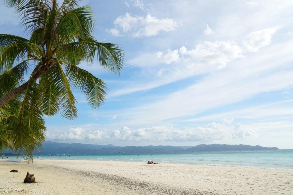 Die schönsten Strände auf Boracay