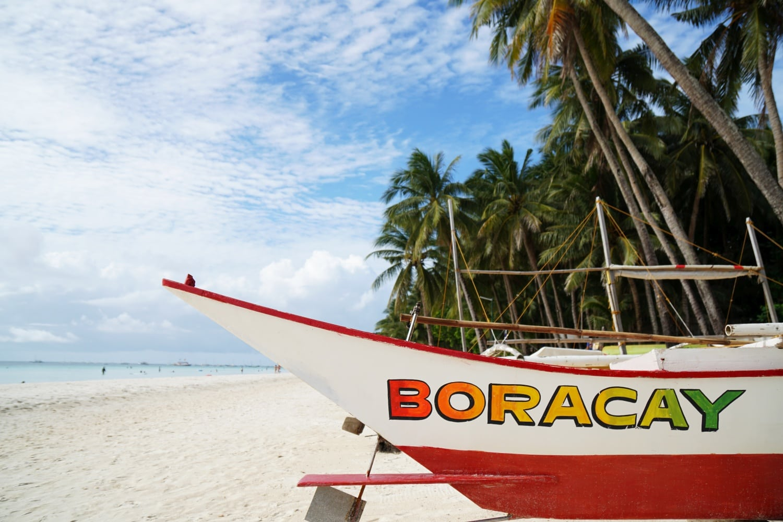 Boracay Urlaub White Beach