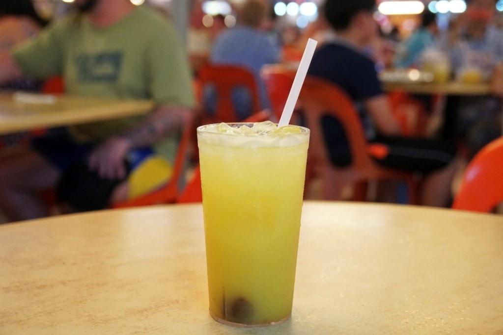 Calamansi Sour Plum Juice Penang