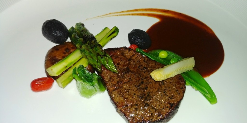 Fischermans Cove Steak