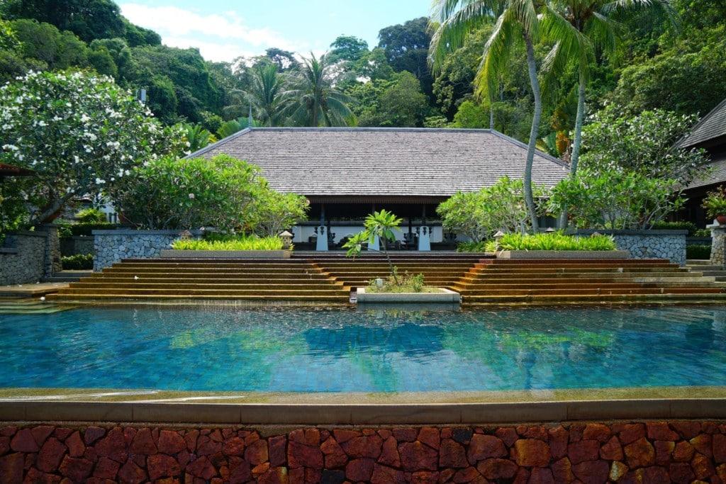 Pangkor Laut Swimmingpool
