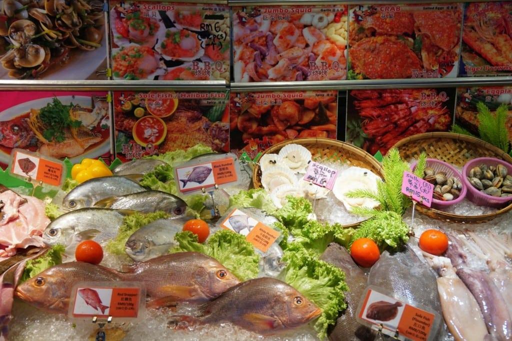 Meeresfrüchte Red Garden Food Paradise