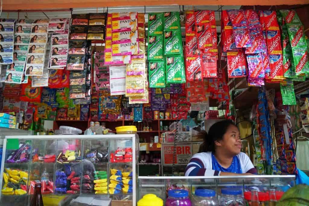 Shopping auf Boracay, Pflegeprodukte