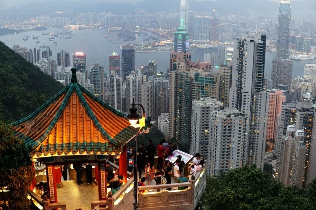 Lisond Vier Point Victoria Peak Hong Kong