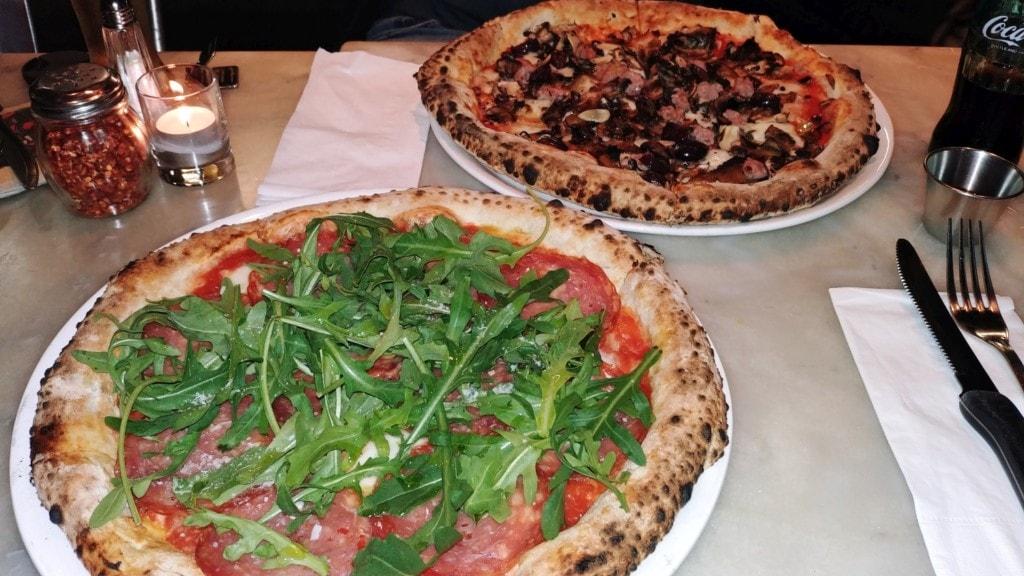 Pizza Motorino Hong Kong