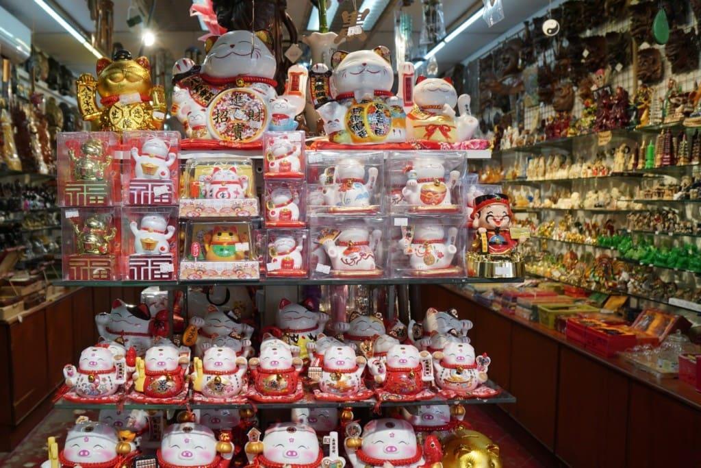 Chinatown Markt Kitsch