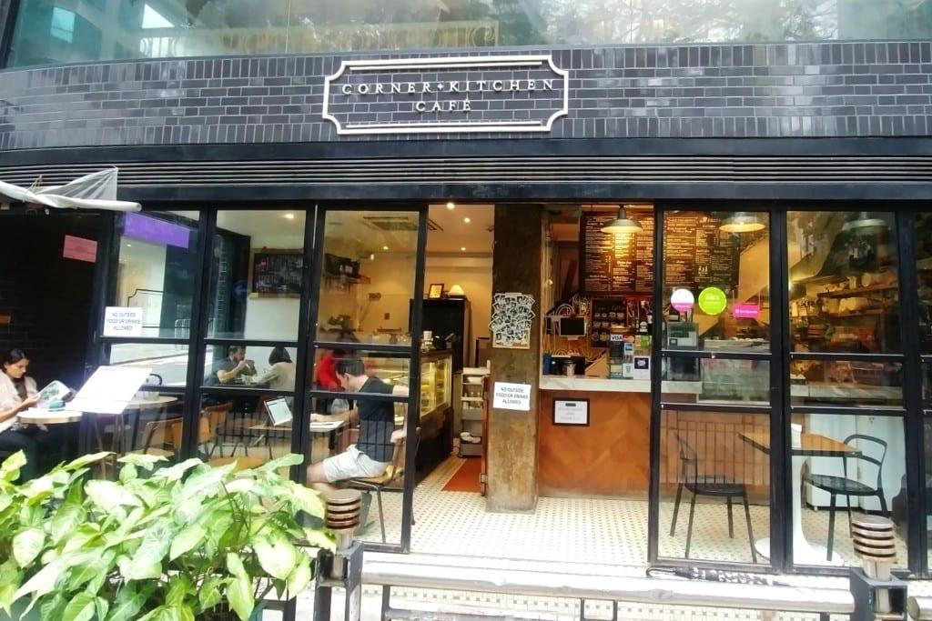 Corner Kitchen Café Hong Kong