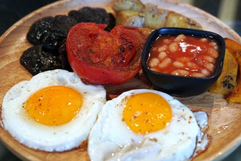 Country Kitchen Frühstück