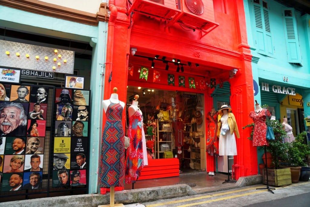 Haji Lane Shop
