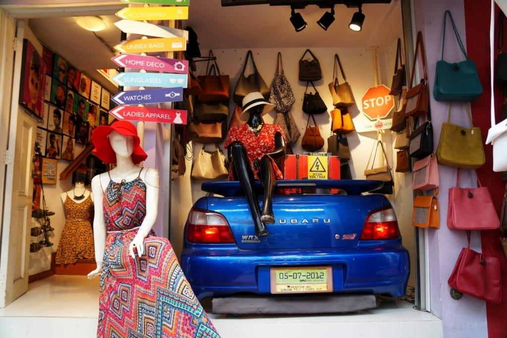 Haji Lane Shops
