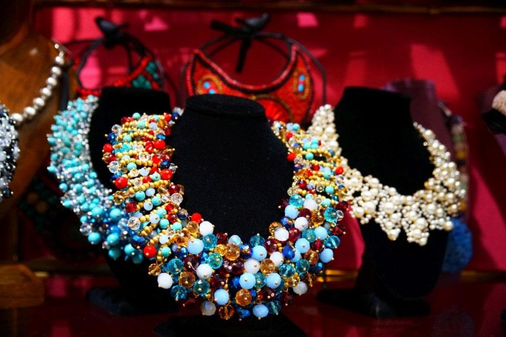 Halsketten arabisches Viertel Singapur