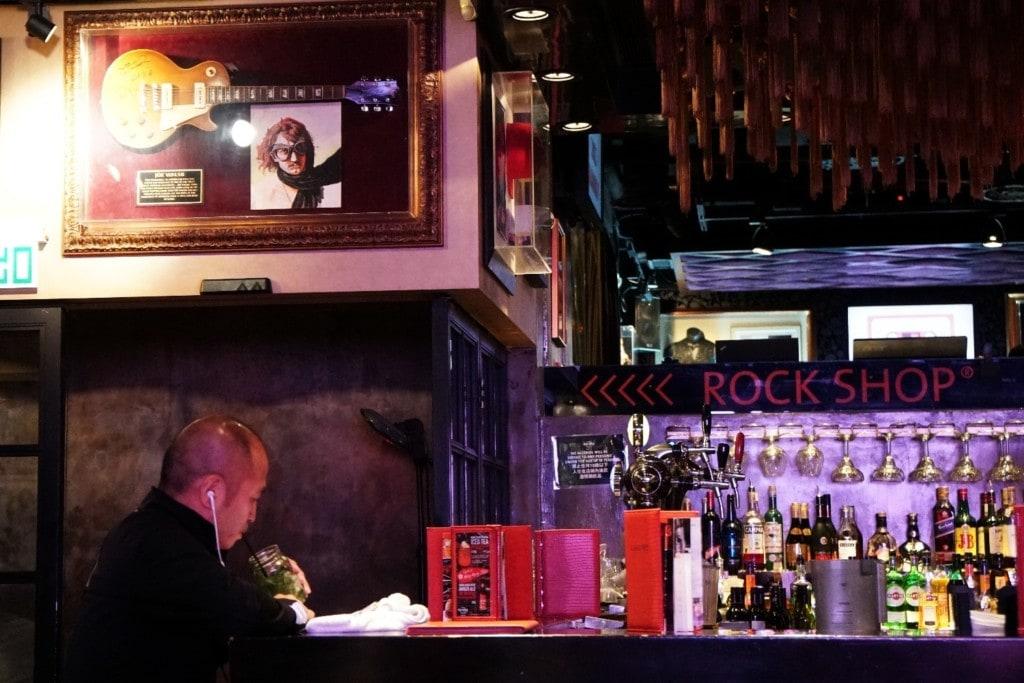 Hard Rock Cafe Hong Kong