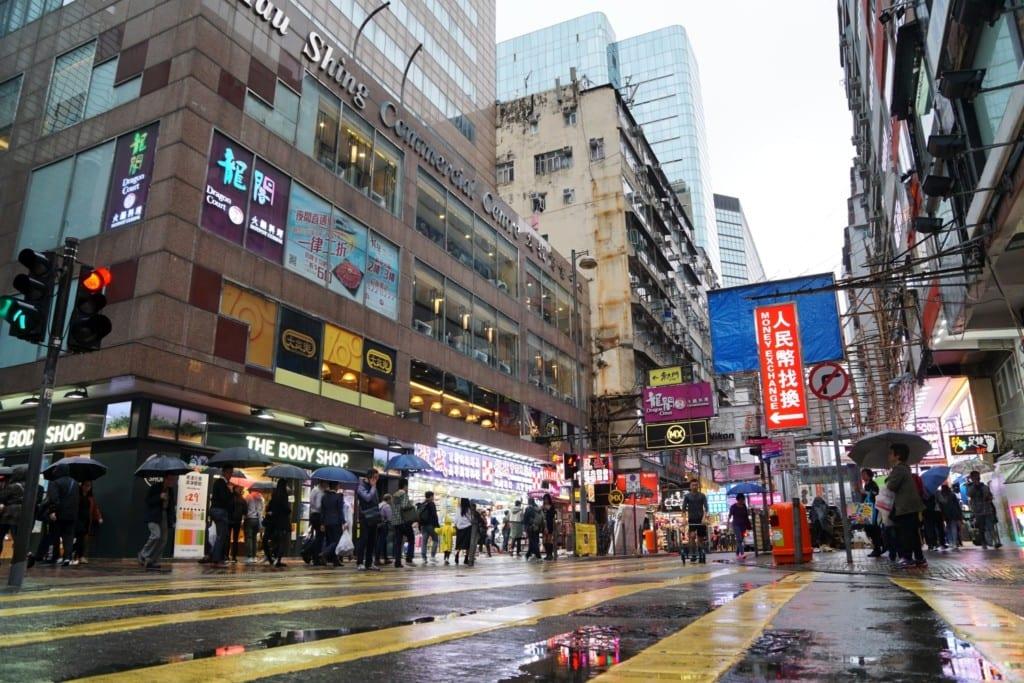 Hong Kong Regen
