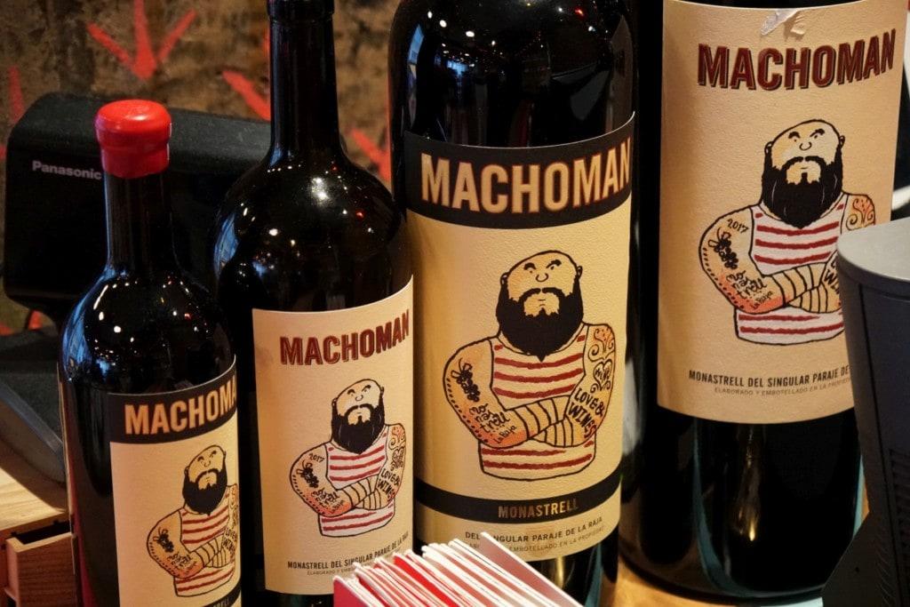 Machoman internationale Restaurants