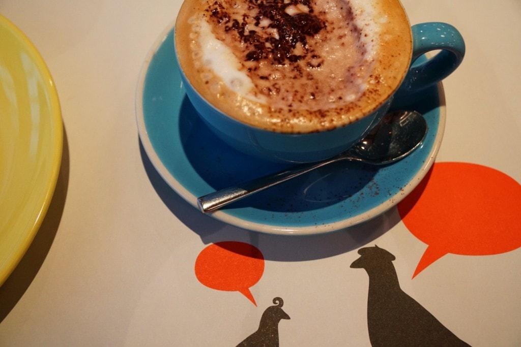 La Paloma Kaffee