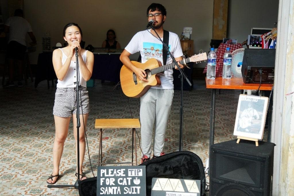 Livemusik Hin Bus Depot
