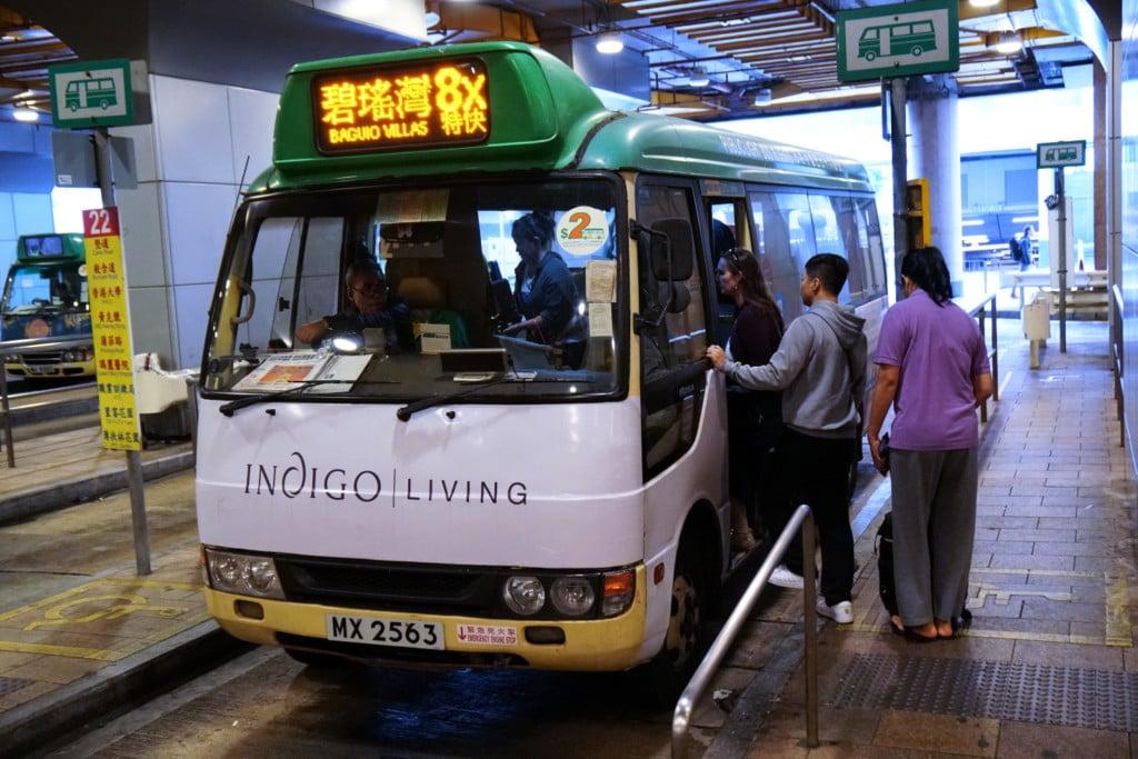 Minibus Hong Kong