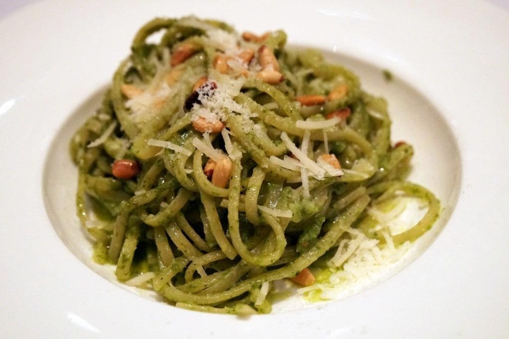 Pasta Pesto Genovese Mostaccioli Brothers