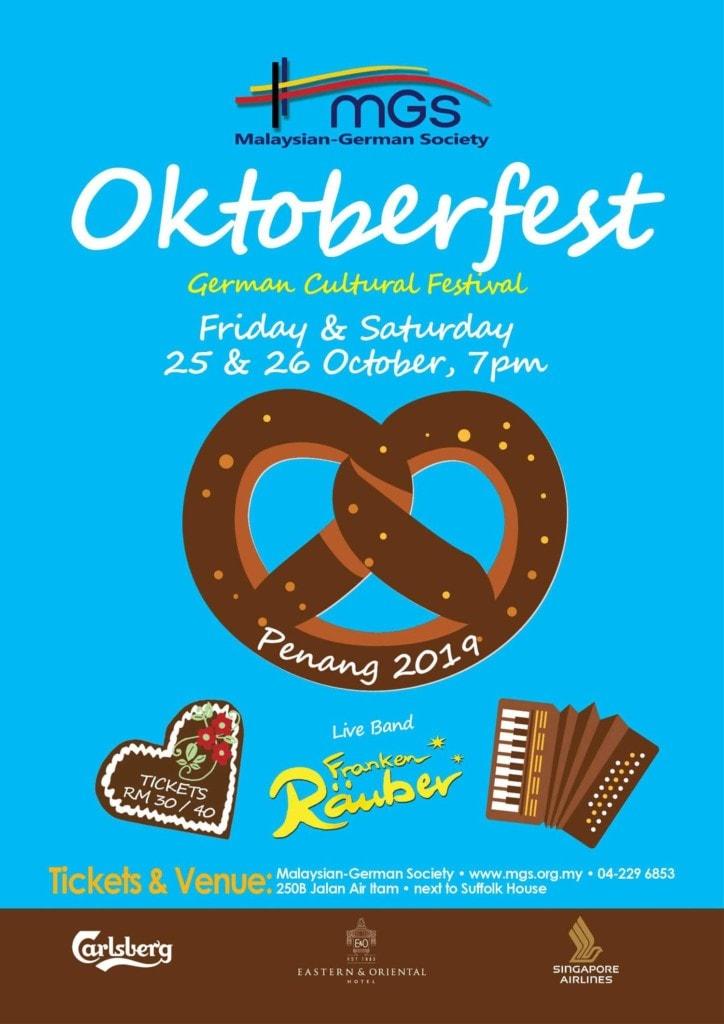 Oktoberfest Penang 2019