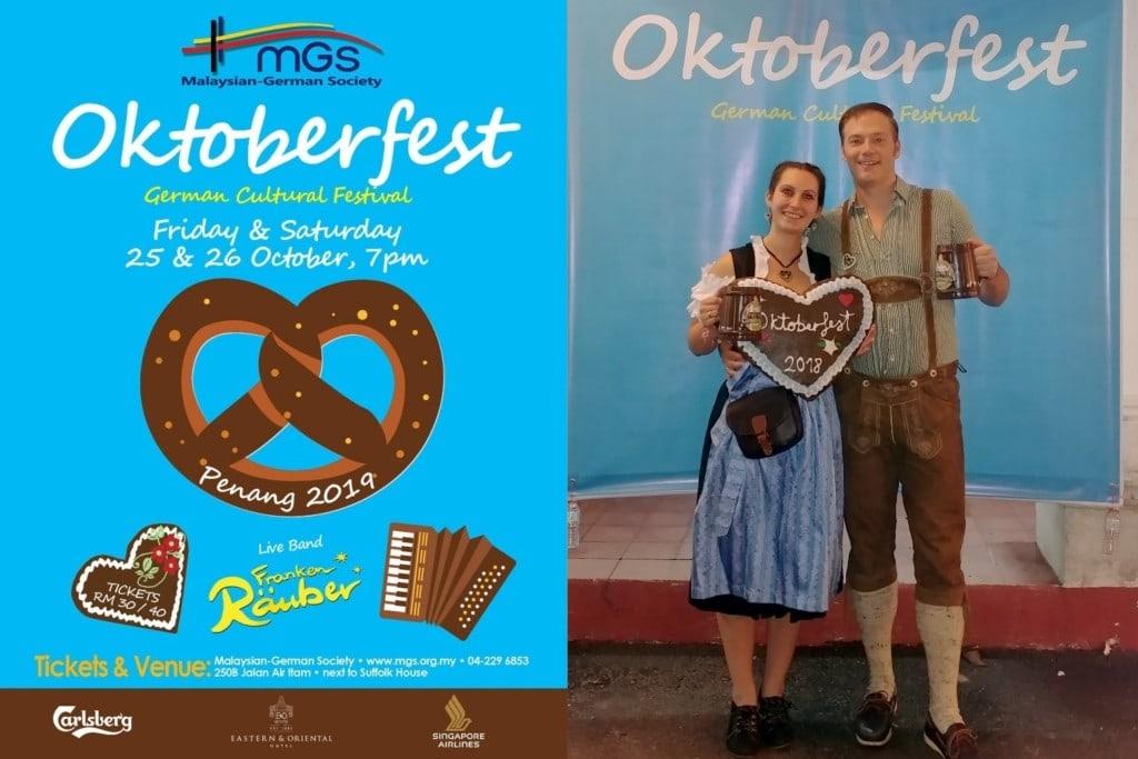 Oktoberfest Penang Fernschmecker