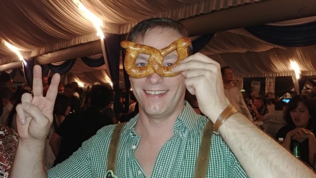 Oktoberfest Penang Rafael