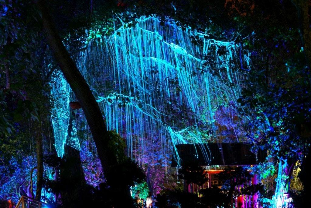 Penang Avatar Secret Garden Baum