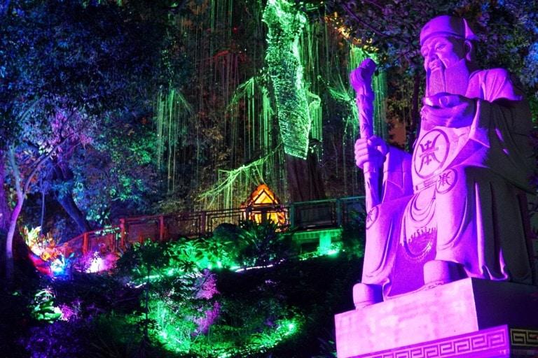 Penang Avatar Secret Garden Titel