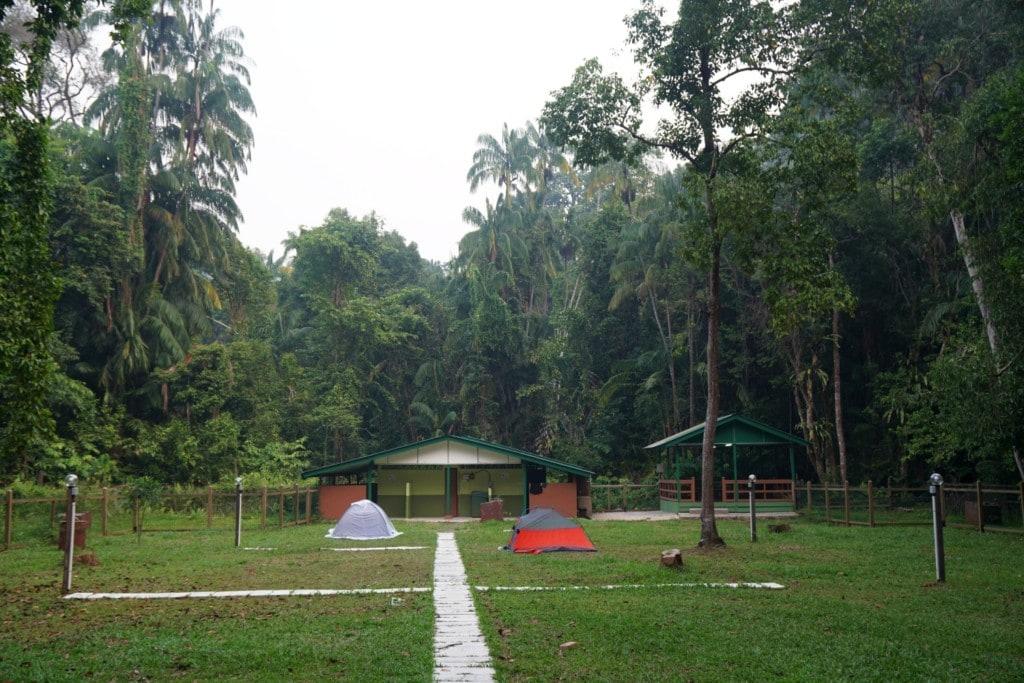 Bako National Park Camping