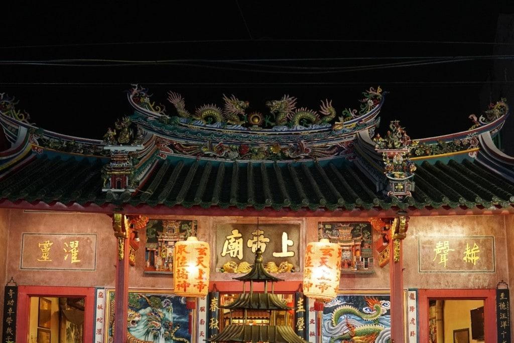 Chinesischer Tempel Kuching