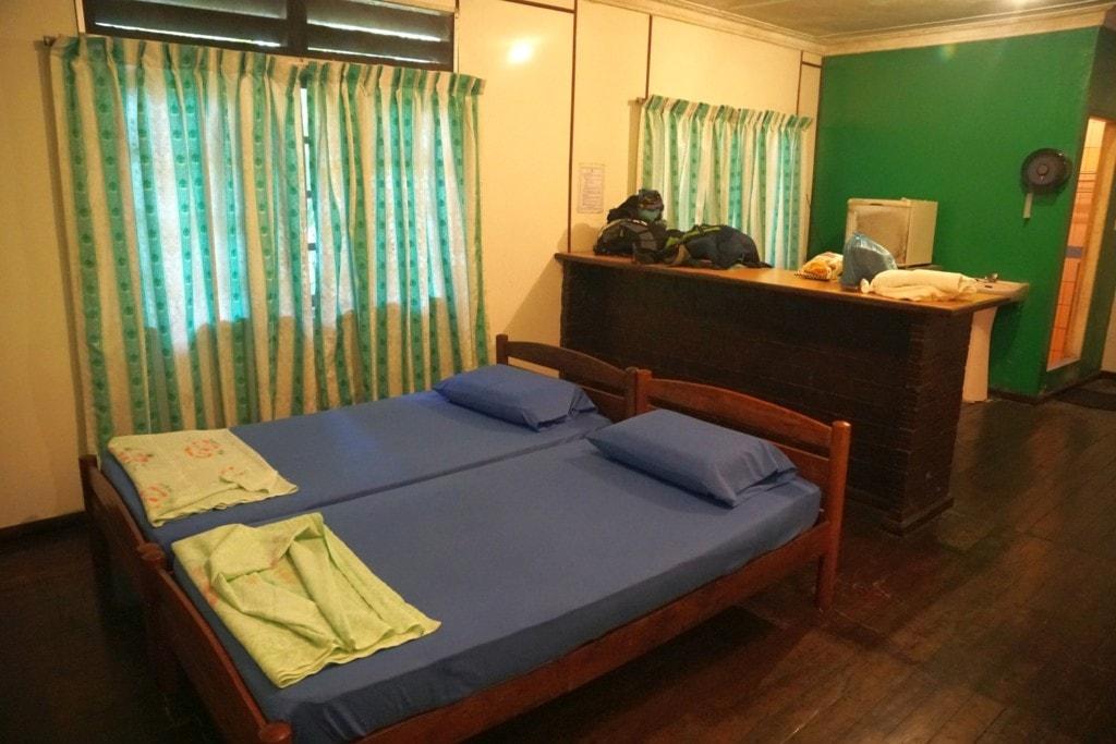 Lodge Schlafzimmer