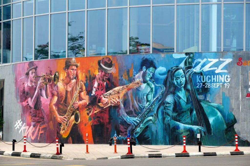 Street Art Jazz Festival 2019