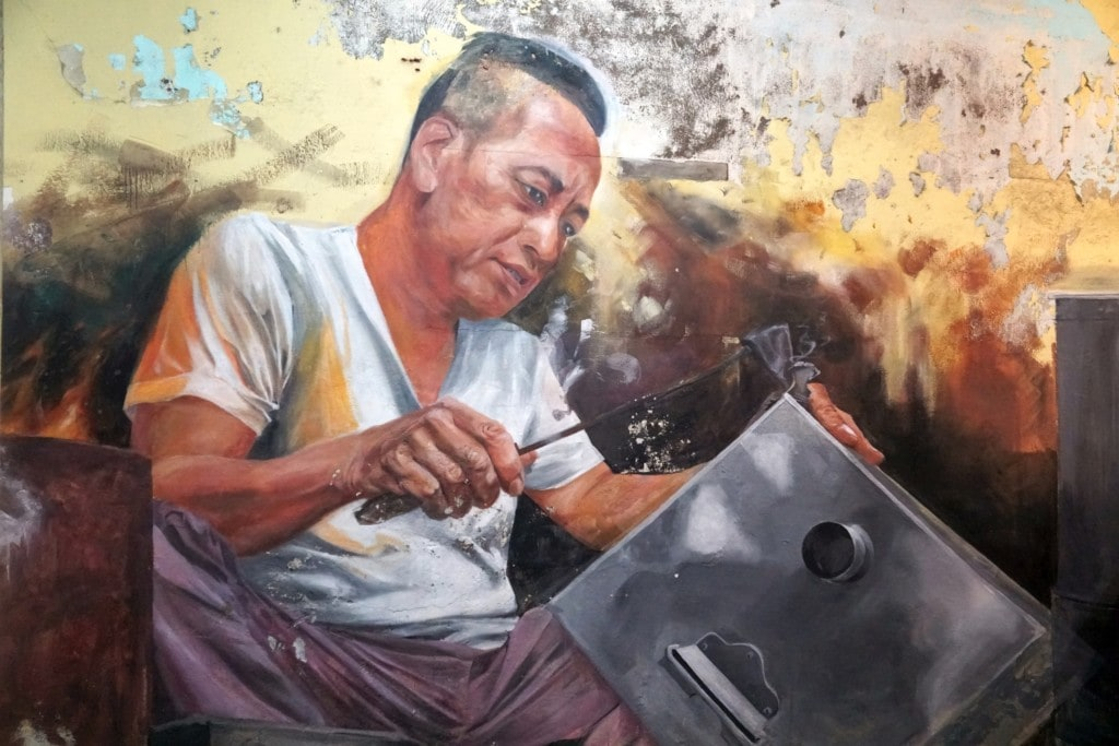 Street Art Kuching