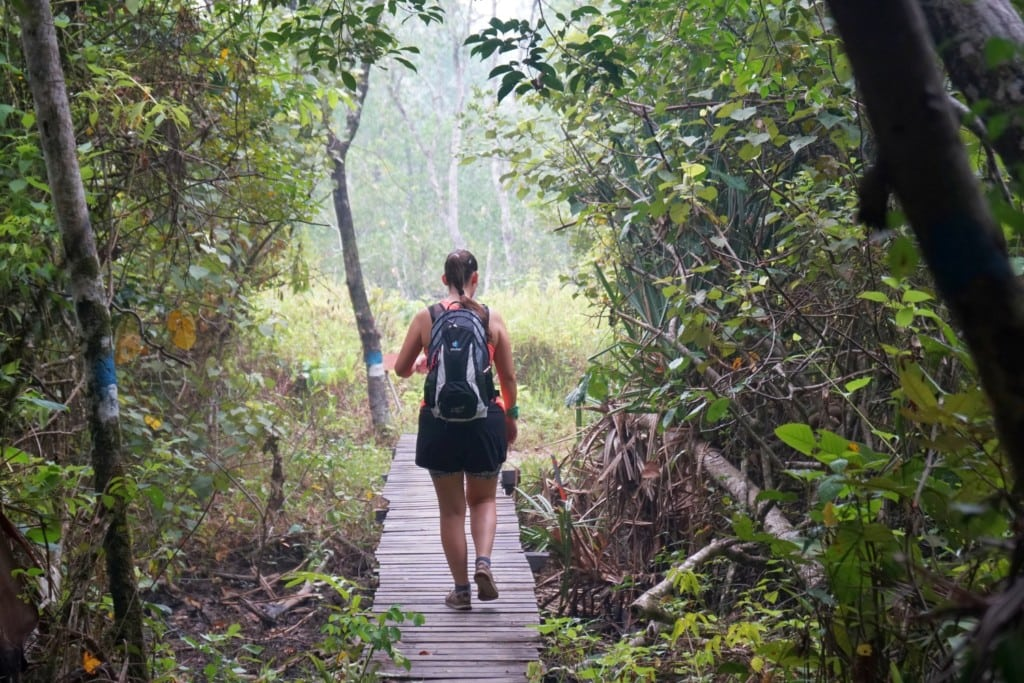 Teluk Delima Trail