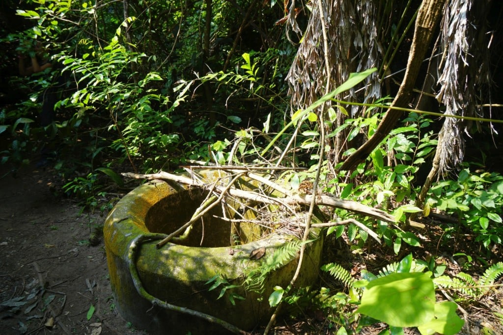 Brunnen Pulau Jerejak