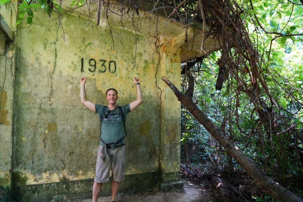 Gefängnisse Pulau Jerejak