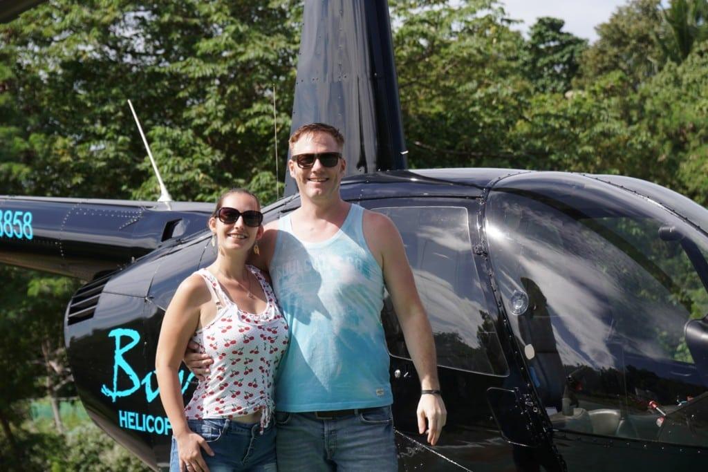 Helikopter Boracay