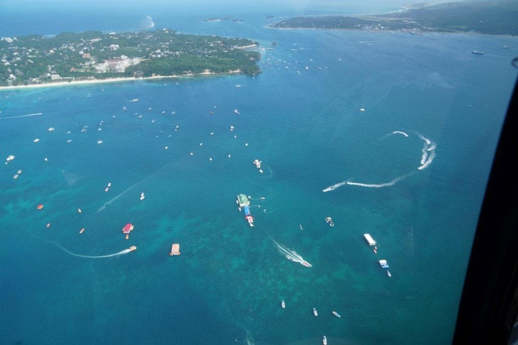 Luftaufnahme Boracay