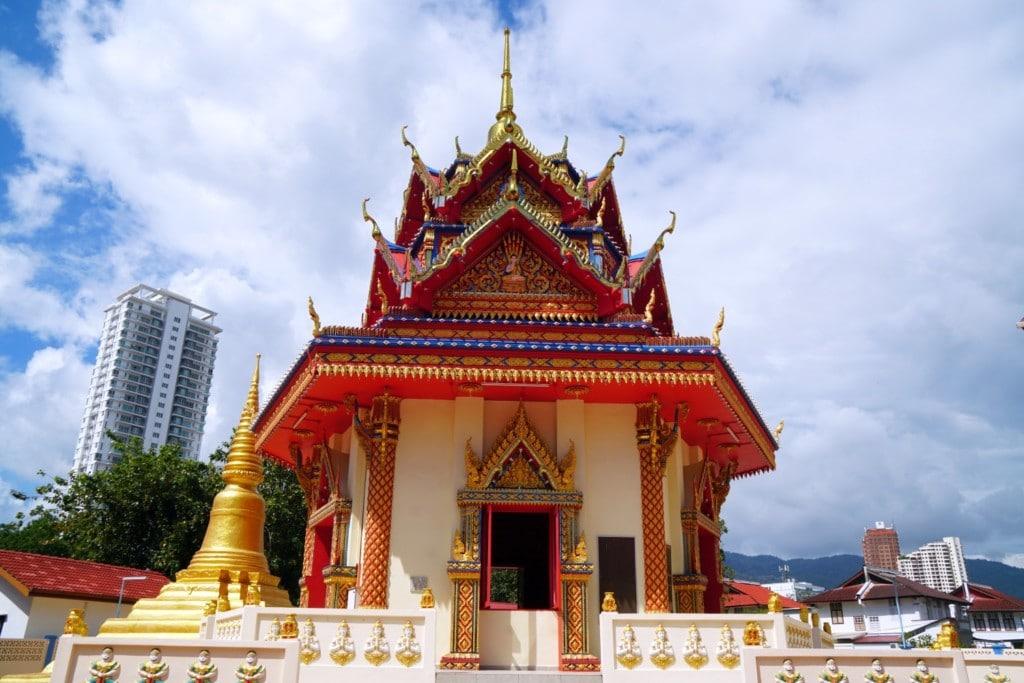 Lying Buddha Temple Penang