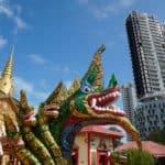 Lying Buddha Temple